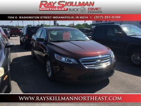 Pre-Owned 2012 Ford Taurus 4dr Sdn SE FWD