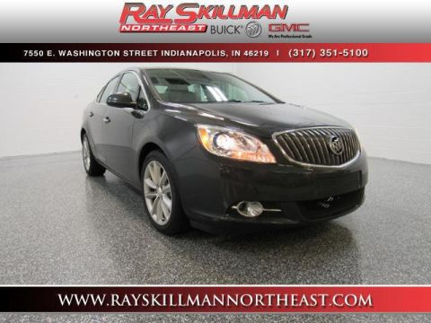 Pre-Owned 2015 Buick Verano 4dr Sdn Leather Group