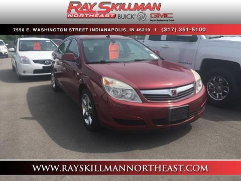 Pre-Owned 2009 Saturn Aura 4dr Sdn I4 XE
