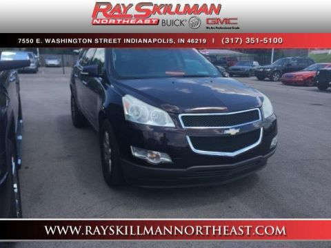 Pre-Owned 2009 Chevrolet Traverse FWD 4dr LT w/1LT