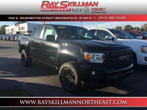 New 2018 GMC Canyon CREW CAB SLE