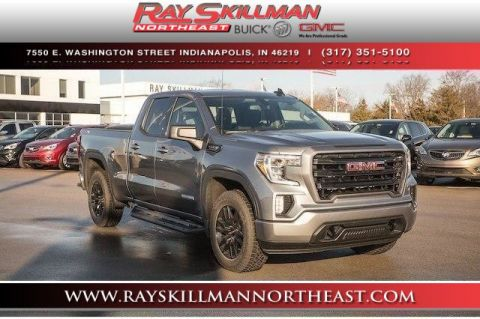 New 2019 GMC Sierra 1500 Elevation