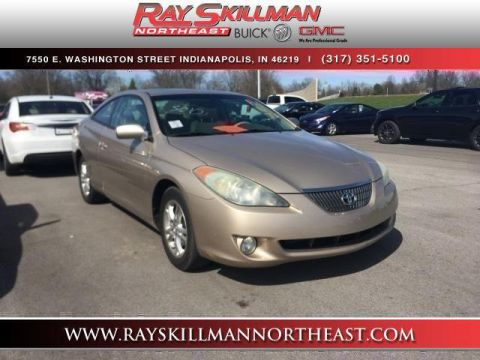 Pre-Owned 2005 Toyota Camry Solara 2dr Cpe SLE Auto