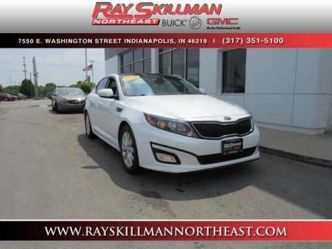 Pre-Owned 2014 Kia Optima 4dr Sdn EX