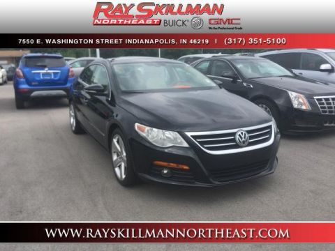 Pre-Owned 2012 Volkswagen CC 4dr Sdn Lux Plus