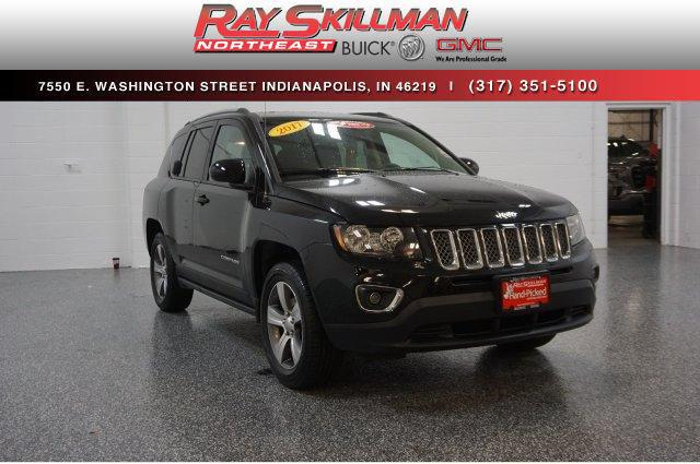 Pre-Owned 2017 Jeep Compass High Altitude 4x4 *Ltd Avail*