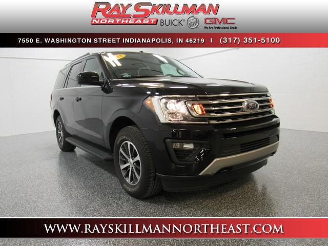 Pre-Owned 2018 Ford Expedition XLT 4x4