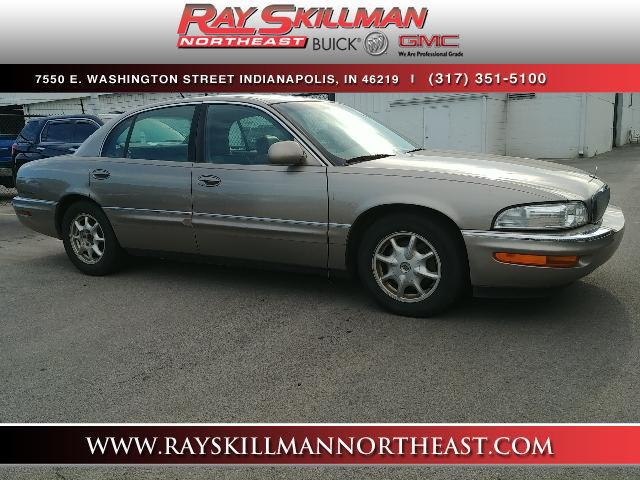 Pre-Owned 2001 Buick Park Avenue 4dr Sdn