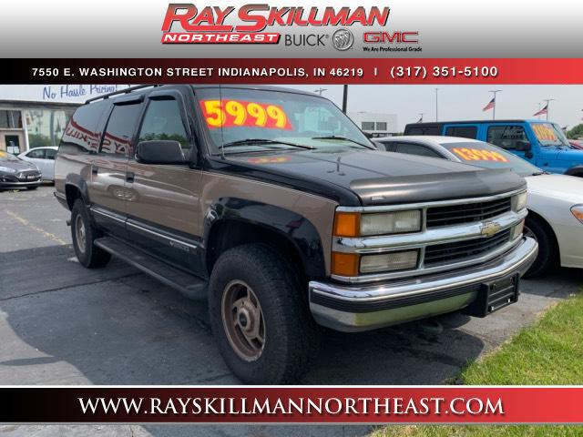 Pre-Owned 1996 Chevrolet Suburban 2500 4WD