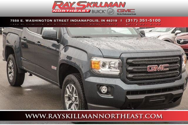 New 2019 GMC Canyon All Terrain w/Leather