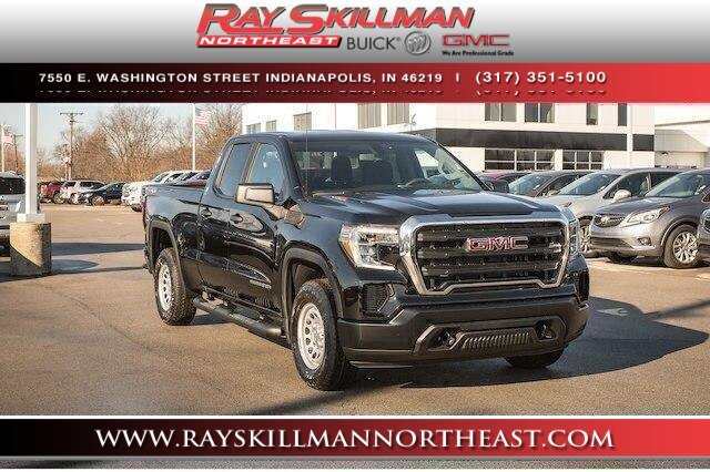 New 2019 GMC Sierra 1500 EXT CAB 4WD 143.5