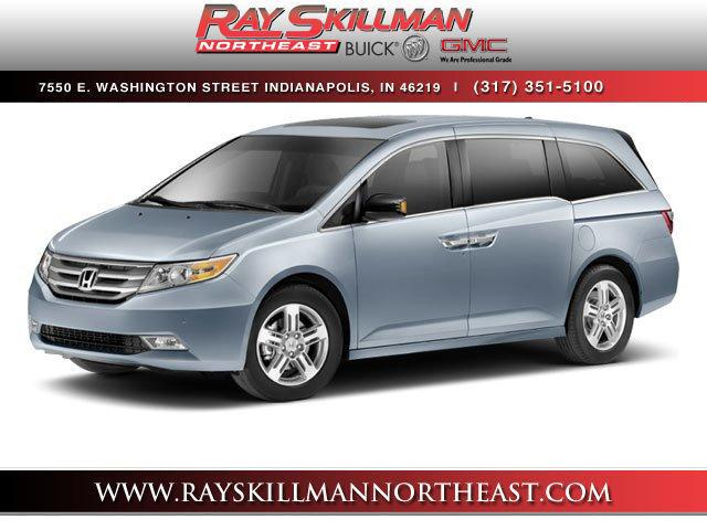 Pre-Owned 2012 Honda Odyssey 5dr Touring Elite