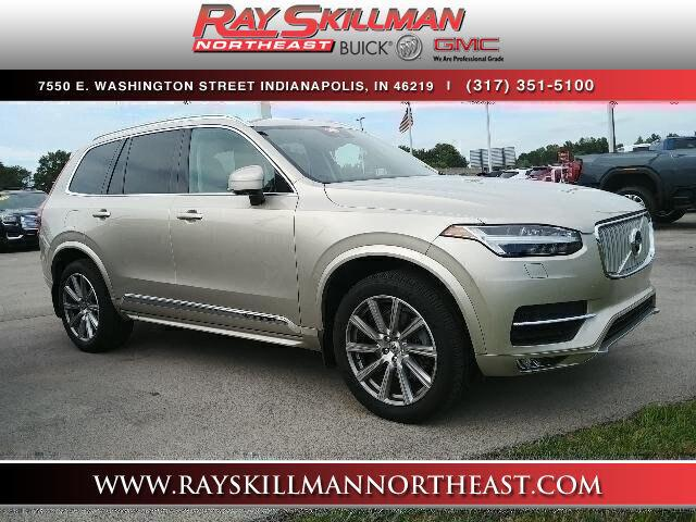 Pre-Owned 2016 Volvo XC90 AWD 4dr T6 Inscription