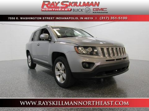 Pre-Owned 2015 Jeep Compass 4WD 4dr Latitude