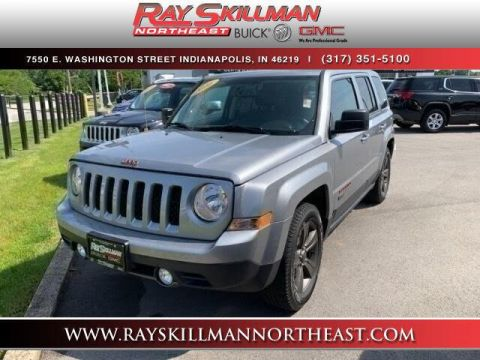Pre-Owned 2016 Jeep Patriot FWD 4dr 75th Anniversary