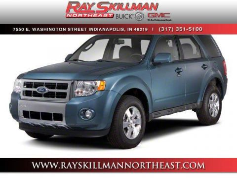 Pre-Owned 2012 Ford Escape FWD 4dr XLT