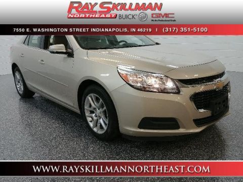 Pre-Owned 2016 Chevrolet Malibu 4dr Sdn LT