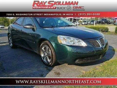 Pre-Owned 2006 Pontiac G6 4dr Sdn GT