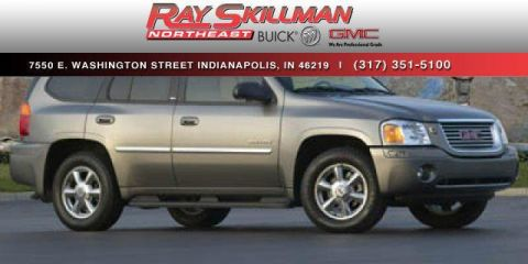 Pre-Owned 2007 GMC Envoy 2WD 4dr SLE