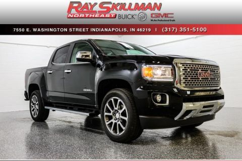 Pre-Owned 2019 GMC Canyon 4WD Crew Cab 128.3 Denali