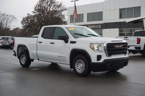 New 2019 GMC Sierra 1500 2WD Double Cab 147