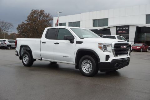 New 2019 GMC Sierra 1500 4WD Double Cab 147