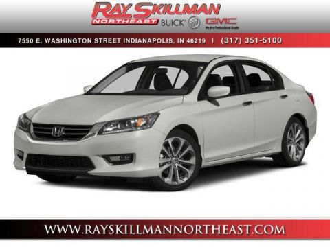 Pre-Owned 2015 Honda Accord 4dr I4 CVT Sport
