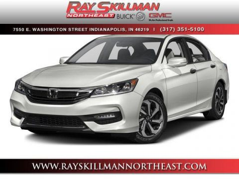 Pre-Owned 2016 Honda Accord 4dr I4 CVT EX-L