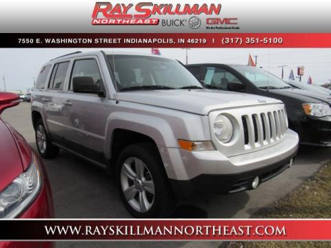 Pre-Owned 2011 Jeep Patriot 4WD 4dr Latitude