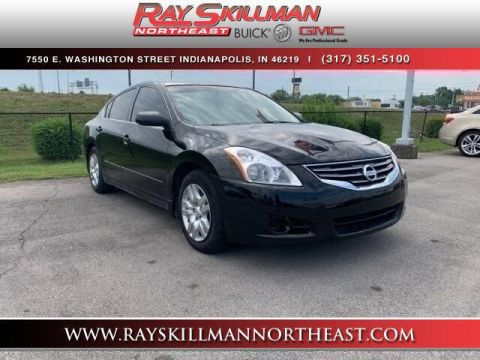 Pre-Owned 2011 Nissan Altima 4dr Sdn I4 CVT 2.5