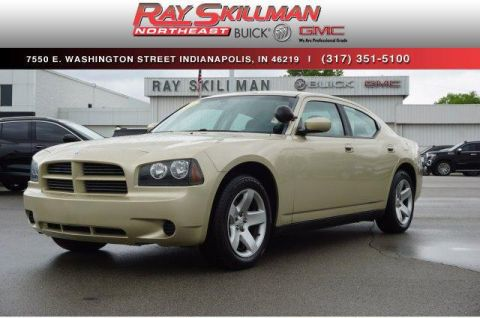 Pre-Owned 2010 Dodge Charger 4dr Sdn Police RWD