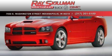 Pre-Owned 2007 Dodge Charger 4dr Sdn 5-Spd Auto SRT8 RWD