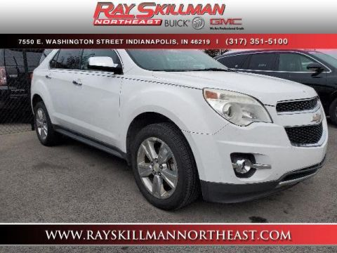 Pre-Owned 2010 Chevrolet Equinox AWD 4dr LTZ