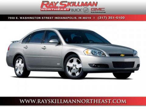 Pre-Owned 2008 Chevrolet Impala 4dr Sdn 3.5L LT