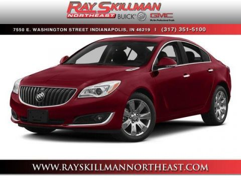 Pre-Owned 2014 Buick Regal 4dr Sdn Premium I FWD