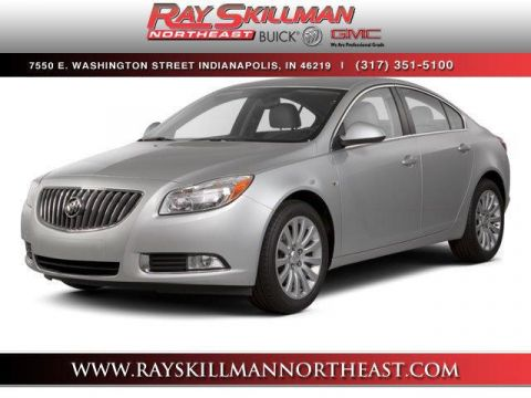 Pre-Owned 2012 Buick Regal 4dr Sdn GS