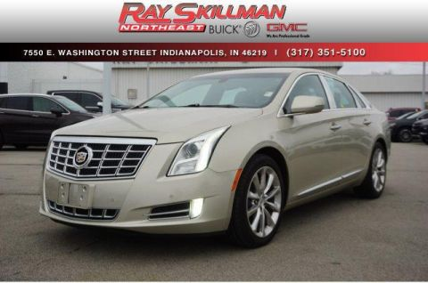 Pre-Owned 2013 Cadillac XTS 4dr Sdn Luxury AWD