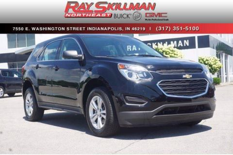 Pre-Owned 2016 Chevrolet Equinox FWD 4dr LS