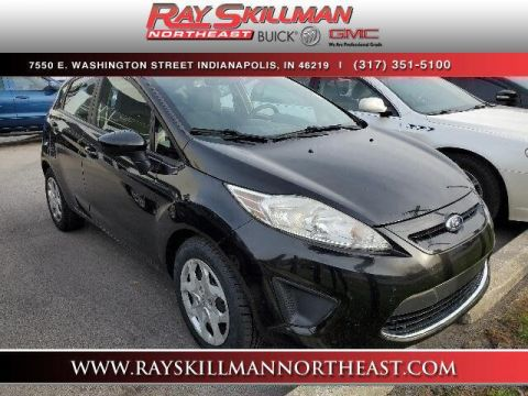 Pre-Owned 2011 Ford Fiesta 5dr HB SE