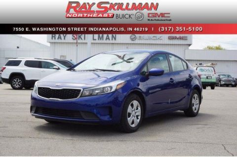 Pre-Owned 2017 Kia Forte LX Manual
