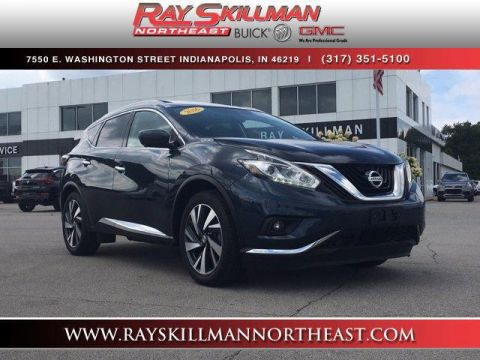 Pre-Owned 2016 Nissan Murano AWD 4dr Platinum