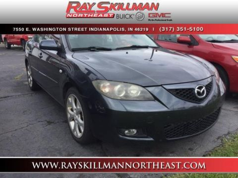 Pre-Owned 2008 Mazda3 4dr Sdn Auto i Touring Value