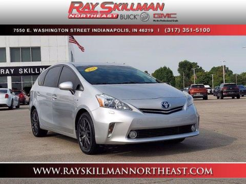 Pre-Owned 2012 Toyota Prius V 5dr Wgn Two